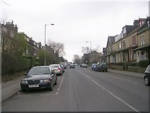 SE1734 : Pollard Lane - viewed from Barmby Road by Betty Longbottom