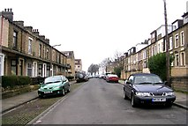 SE1734 : Hustler Street - Beech Grove by Betty Longbottom
