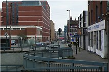 SP0786 : Bromsgrove St Birmingham by Nigel Mykura