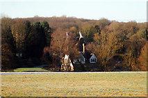 TQ8224 : Strawberry Hole Oast, Ewhurst Lane, Northiam, East Sussex by Oast House Archive