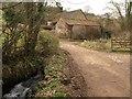 ST1835 : Durborough Farm by Derek Harper
