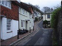 TQ4210 : Lewes - Chapel Hill by Ian Cunliffe