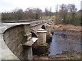 NZ0561 : Bywell Bridge by Clive Nicholson
