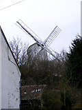 TM4077 : Holton Windmill by Adrian Cable