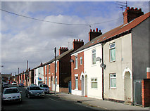 TA0728 : Albermarle Street, Hull by Paul Glazzard