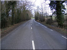 TM4072 : A144 The Street, Bramfield by Adrian Cable