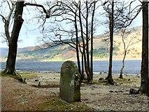 NN6523 : Empty grave by James Allan