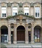 NS2776 : Greenock Municipal Buildings by Thomas Nugent