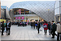 TL8564 : New shopping centre, Bury St Edmunds by Bob Jones