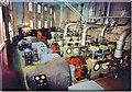 TA2710 : Grimsby Ice Factory - Compressor Room by David Vinter