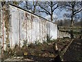 NR3362 : Remains of glasshouse by Patrick Mackie