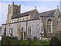TM3862 : St.John the Baptist Church by Geographer