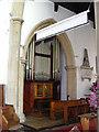TM3862 : St.John the Baptist Church Organ by Adrian Cable