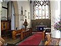 TM3862 : St.John the Baptist Church Altar & Organ by Adrian Cable