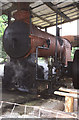 TL7688 : Marshall undertype steam engine, Fengate Farm by Chris Allen