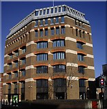 TQ2978 : Office Block above Pimlico Station by PAUL FARMER