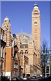 TQ2979 : Westminster Cathedral by PAUL FARMER