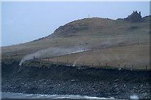 HP5605 : Reverse waterfalls, Westing by Mike Pennington
