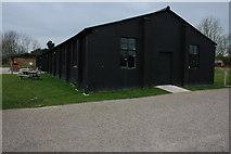 SO8845 : Former RAF hospital, Defford Airfield by Philip Halling