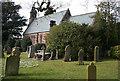 SJ6859 : St Peter's Church, near Bradfield Green by Espresso Addict