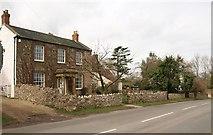 ST2118 : Farmhouse, Blagdon Hill by Derek Harper