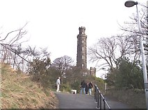 NT2674 : Nelson's monument on Calton Hill by Raymond Knapman