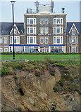 SW8162 : Narrowcliff Hotel, Newquay by Christine Church