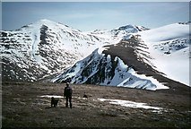 NN6143 : South ridge of Meall a' Choire Leith by Andy Waddington