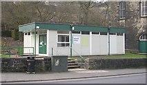 SD9321 : Walsden Library - Rochdale Road by Betty Longbottom