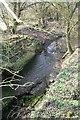 SU4190 : Flowing through the lock by Bill Nicholls