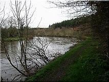 S7244 : River Bend by kevin higgins