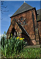 SE8309 : St John the Baptist's Church, Burringham by Paul Harrop