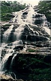 NN1868 : Steall Waterfall by Elliott Simpson
