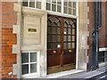 TQ2880 : Entrance to Mayfair Chambers by PAUL FARMER