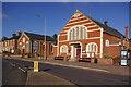 TM3877 : Halesworth Methodist Church and Church Hall by Ian Capper