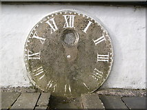 NY7844 : Time stands still in Nenthead by Roger Morris