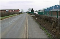 SK6513 : Rearsby Business Park by Mat Fascione