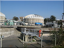 SX4460 : Ernesettle: Sewage Works by Brian