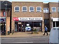 TQ6745 : Paddock Wood Library by David Anstiss