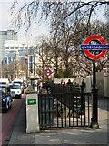 TQ2882 : Regent's Park Underground Station by Stephen McKay