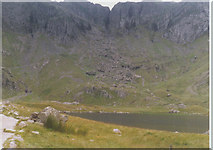 SH6459 : Cwm Idwal by Ron Galliers