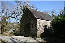 SX4268 : Chapel in the Woods by Tony Atkin