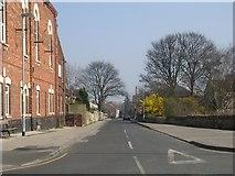 SE5023 : Ropewalk - Hill Top by Betty Longbottom