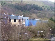 SE1025 : Industrial Premises off Beacon Hill Road, Halifax by Michael Steele