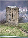 SE1025 : Ventilator Tower for the Shibden Tunnel by Michael Steele