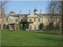 TQ1352 : The West Front, Polesden Lacey by Chris Reynolds