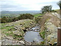 SD5198 : Routen Beck by the fell road by David Brown