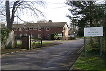 SP3065 : Myton Park, Myton Lane, Myton, Warwick by Robin Stott