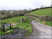 H6359 : Killymorgan Road by Kenneth  Allen