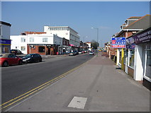 SZ0894 : Bournemouth : Winton, Wimborne Road by Lewis Clarke